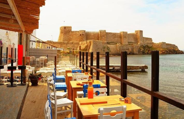 Bozcaada'daki oteller o tarihte açılacak