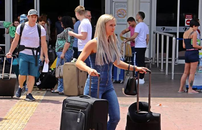 Rus turistlerin yüzde 43'ü Türkiye'de tatili istiyor
