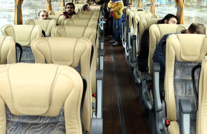 Otobüsle yolculukta yeni dönem