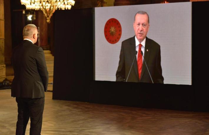 Erdoğan Bakan Ersoy'u mu ima etti? 'Kendini bilmez'