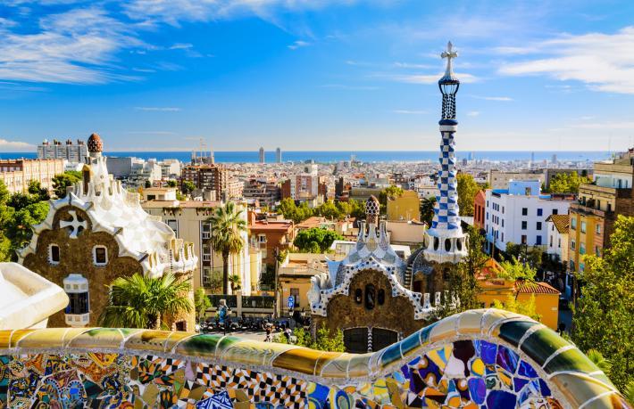 İspanya'nın turizm gelirinde dramatik düşüş