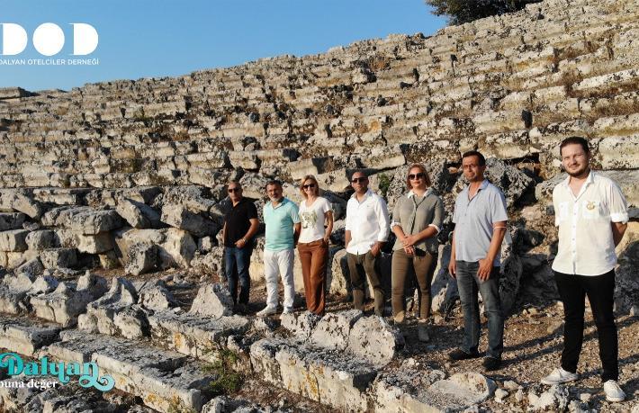 Dalyan Otelciler ve Turizmciler Derneği kuruldu