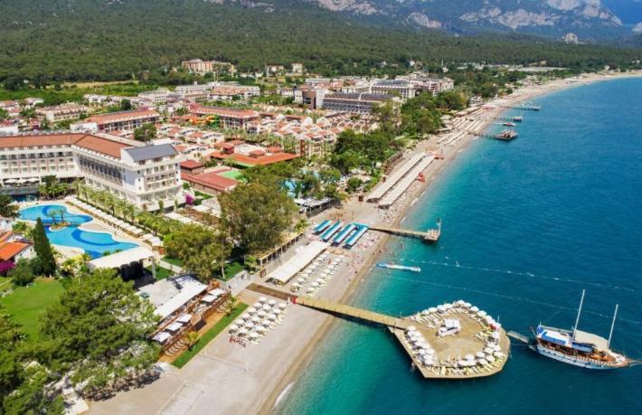 Antalya'da sezonu açan otellerin tam listesi