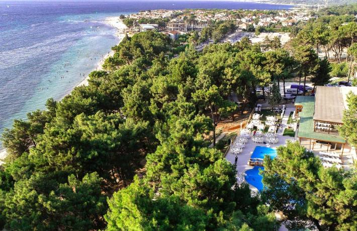 Troia Tusan Hotel ve Grand Anzac Hotel'e Güvenli Turizm Sertifikası