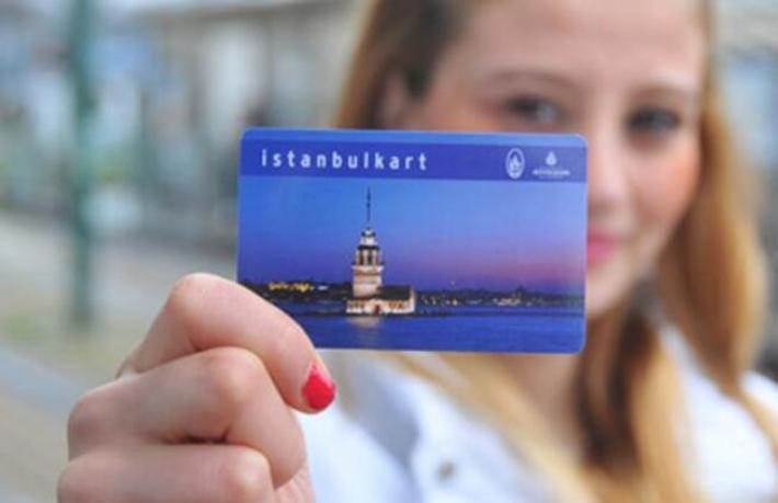 Turistler de İstanbulkart kullanacak