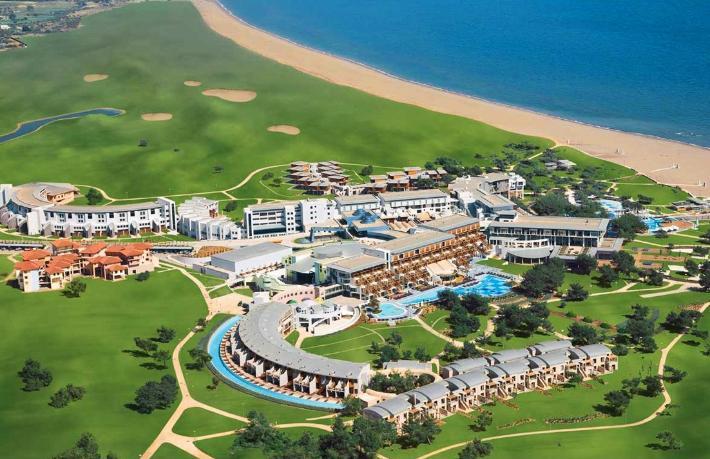 Antalya'nın ünlü oteli icradan satılıyor