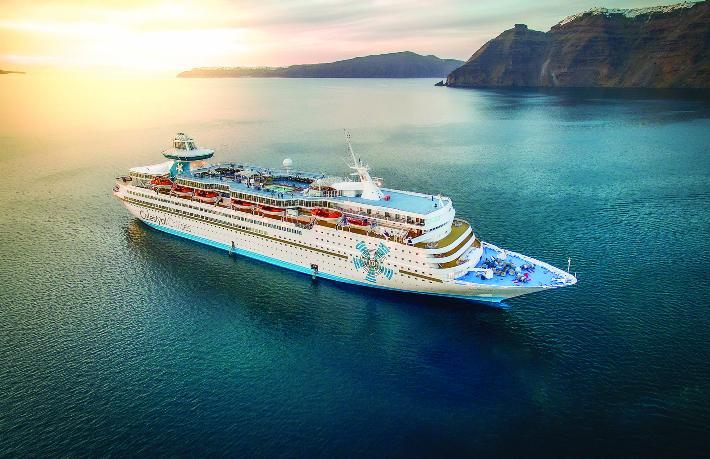 Ünlü cruise firması 2020 turlarının tamamını iptal etti
