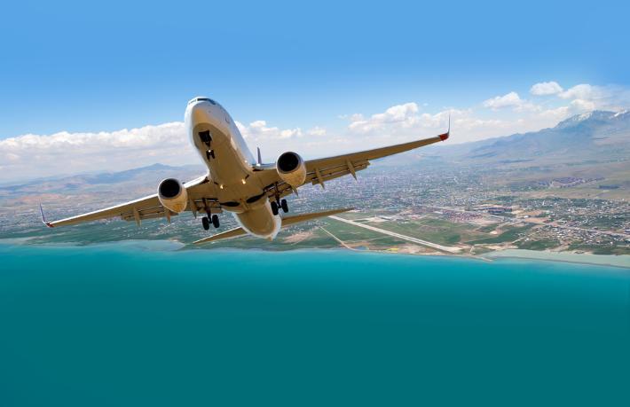 Ukrayna'nın Antalya uçuşları başladı