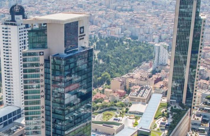 "Wyndham Grand Levent'e  ""Best of Wyndham Grand"" Ödülü"