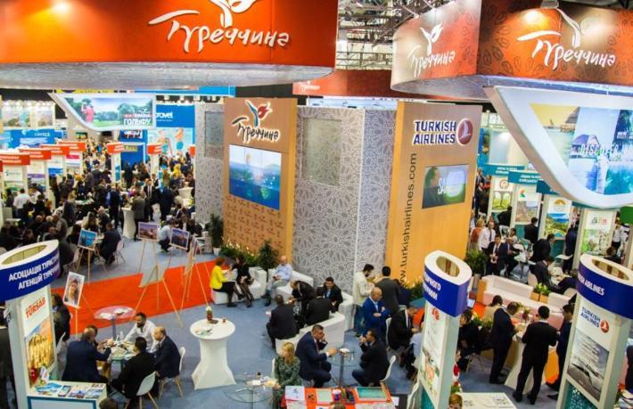 Ukrayna Turizm Fuarı'na erteleme