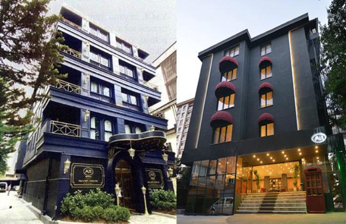 Bağdat Caddesi'nin en yeni oteli açılışa gün sayıyor