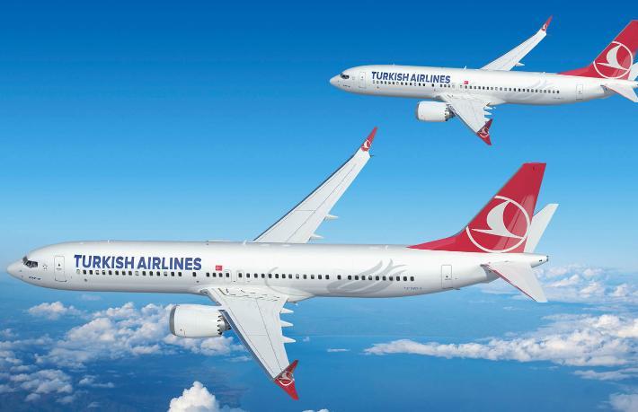 THY, Avrupa'nın en çok uçuş yapan firması oldu