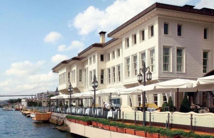 İstanbul'un ünlü oteli icradan satılıyor