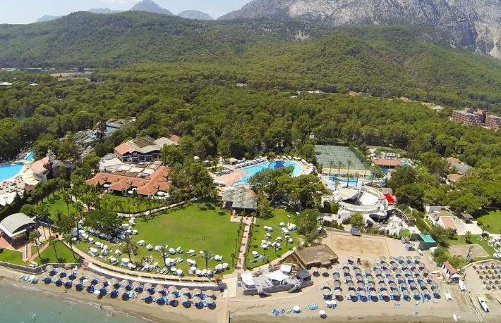Sönmez Holding 5'inci otelini hizmete açtı
