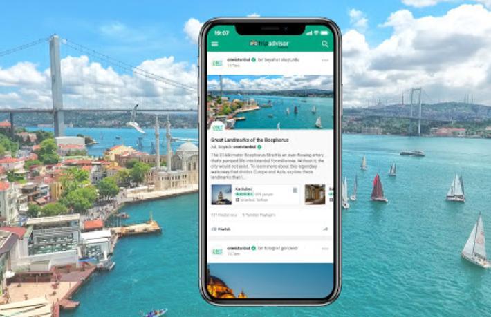 ICVB ve TripAdvisor turistlerin yeni tatil tercihlerini araştırdı