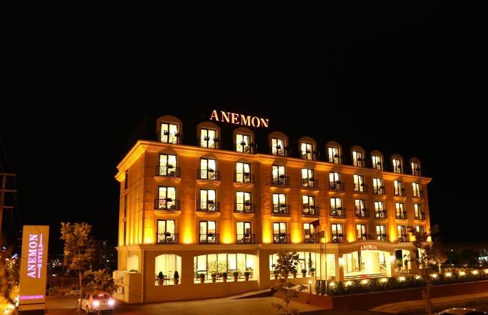 Anemon'dan Diyarbakır'a yeni otel
