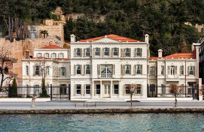 Six Senses Kocataş Mansions, İstanbul 30 Temmuz'da yeniden açılıyor