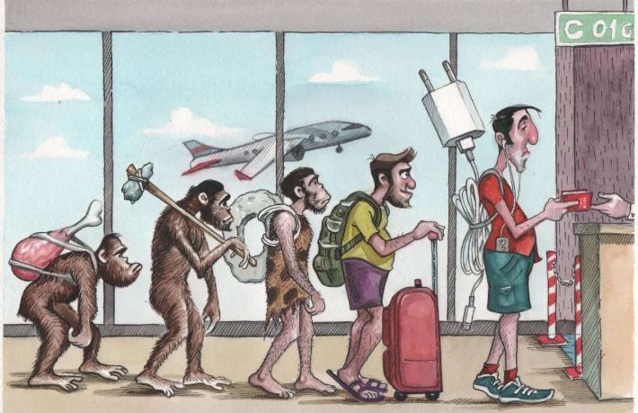 Karikatürcüler Corona'nın turizm sektörüne etkilerini çizecekler