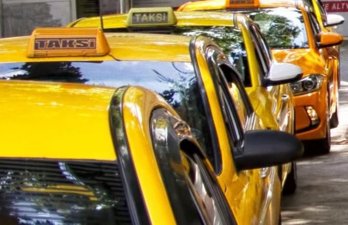 Taksicilerden İBB'ye ilginç dava!