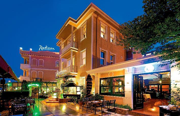Radisson İstanbul'daki otel sayısını 16'ya çıkardı