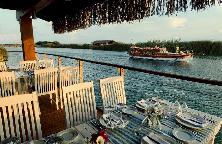 Güvenli ve keyifli tatilin adresi Gloria Serenity Resort