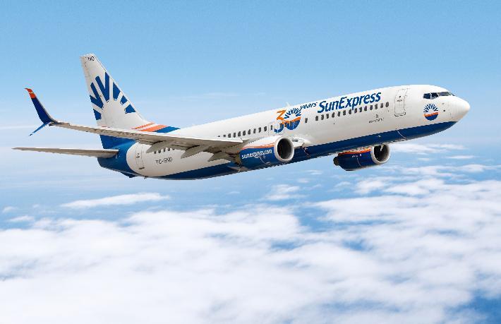 SunExpress, uçak içi servisinde yeniliğe gitti