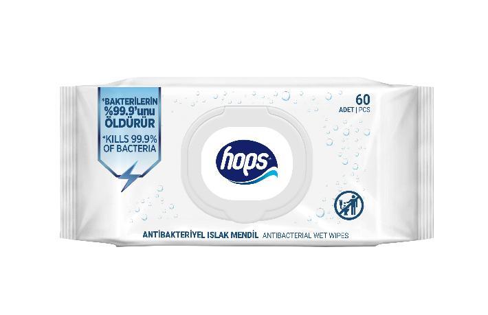 Hops'un yeni serisi ile virüs, mantar ve bakterilere geçit yok