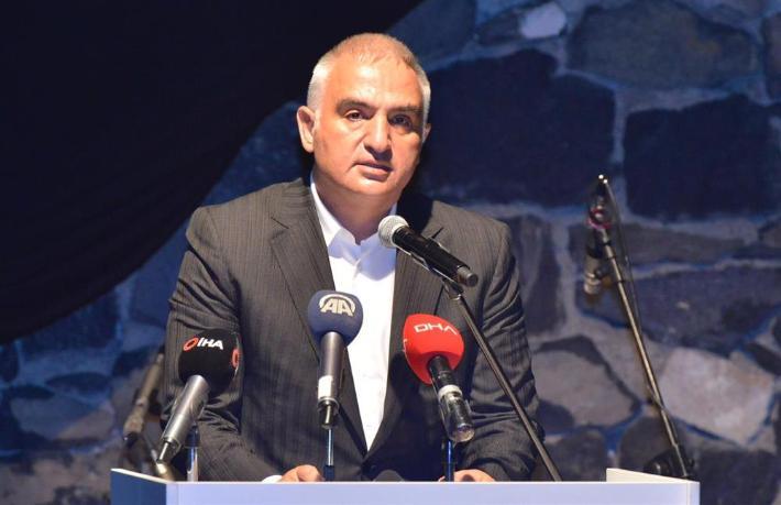 Bakan Ersoy: Türkiyesiz turizm olmayacağını dünya anladı