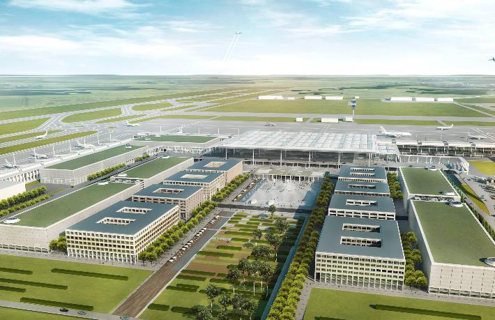 Berlin-Brandenburg Havalimanı Ekim'de hizmete giriyor