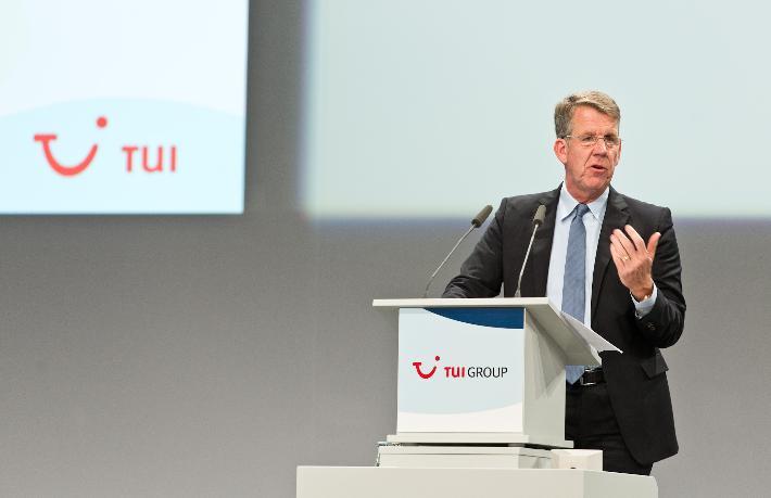 TUI'nin CEO'su Fritz Joussen: Türkiye tatili güvenli