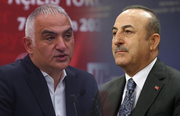 Ersoy ve Çavuşoğlu'ndan Almanya açıklaması
