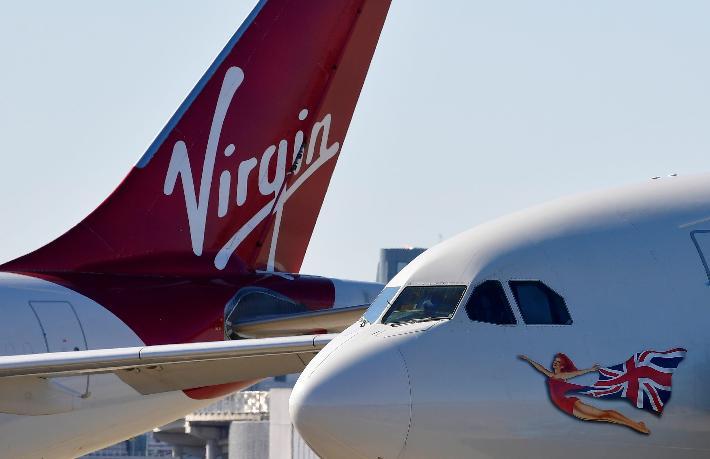 Virgin Atlantic iflas erteleme istedi