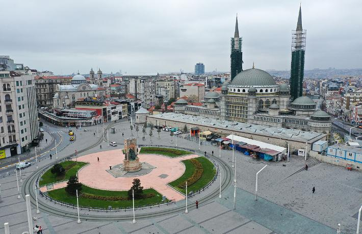 İstanbul'a 301 bin turist geldi