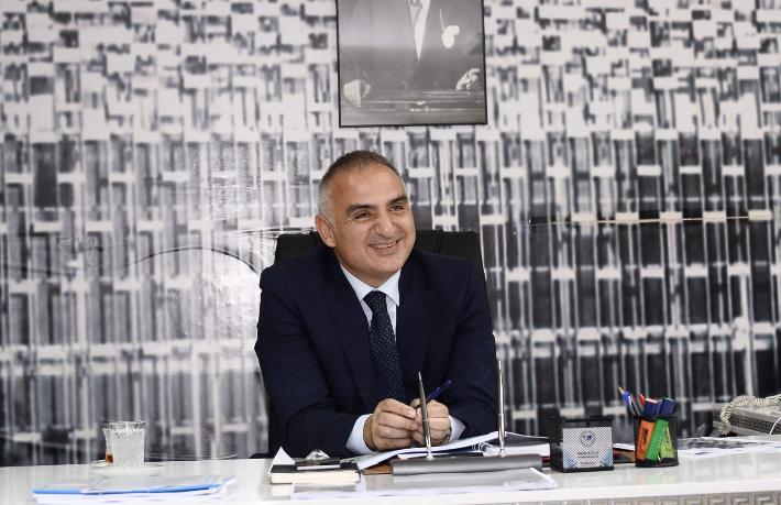 Sadece Antalya'nın Turizm Bakanı