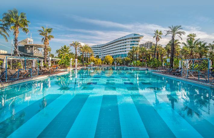 Concorde De Luxe Resort'ten Türkiye'de bir ilk