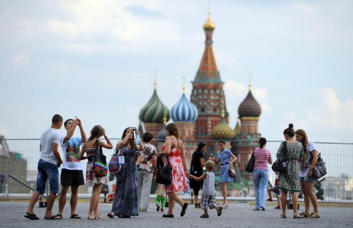 Rus turist kendi ülkesini 'En gidilmez' seçti