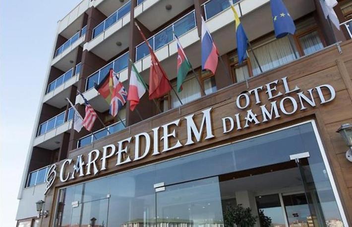 Carpediem Diamond Hotel satılıyor