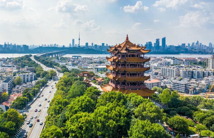 Wuhan'da ilk turizm hareketi başladı