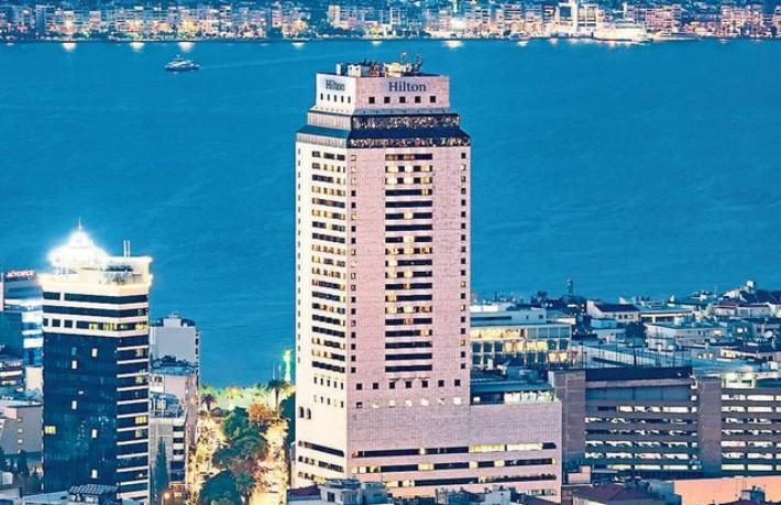 Başkan Soyer söylentilere son noktayı koydu... Hilton'da rezidansa izin yok