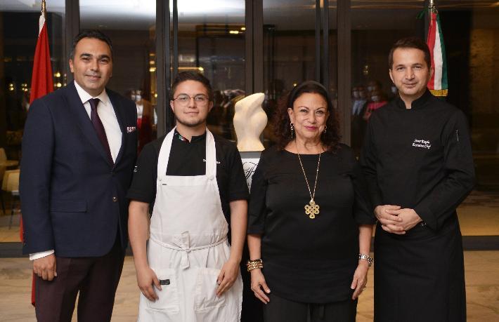 Meksika Mutfağı İstanbul'da görücüye çıktı