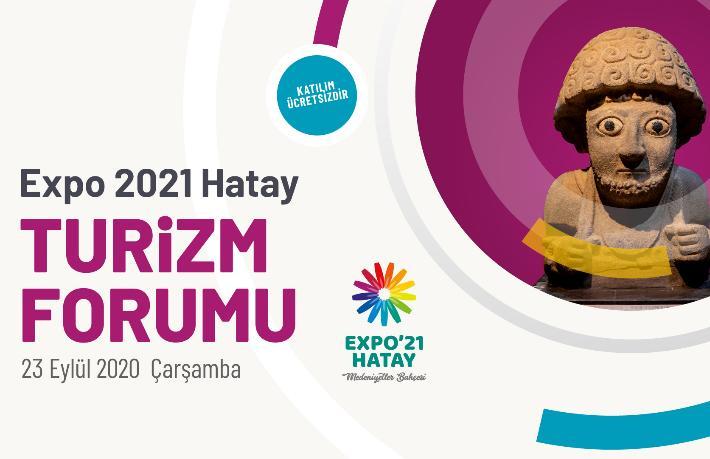 Hatay Turizm Forumu'na ünlü isimler katılacak