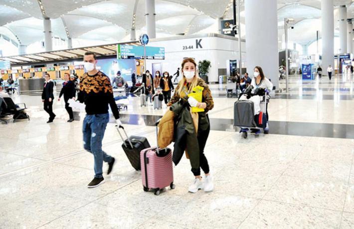 Türk turizmi, karantina sınırına uzak