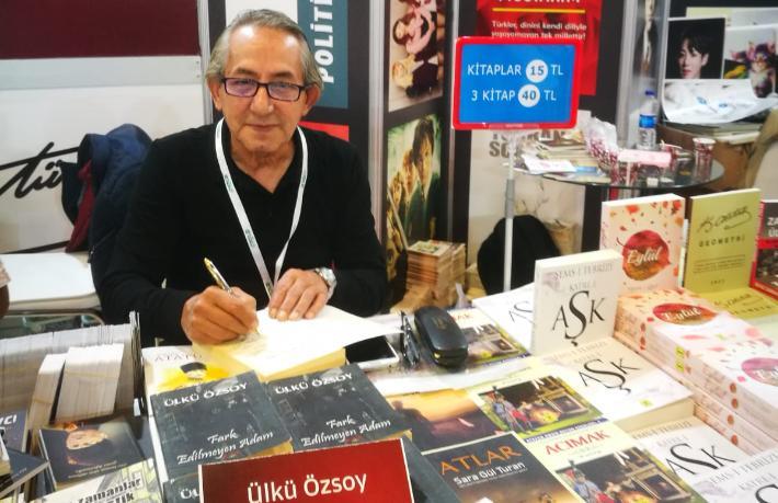 Turizmci Ülkü Özsoy'dan 'Fark Edilmeyen Adam' kitabı