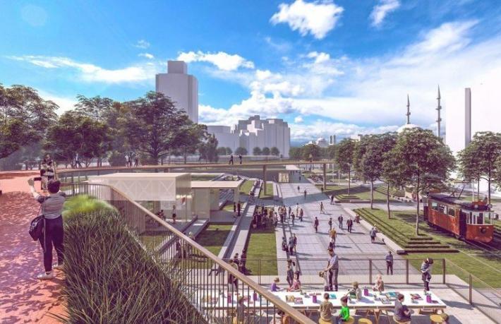 Taksim Meydan Projesi'ni İstanbullular'ın oyları belirleyecek
