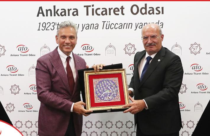 TÜRSAB'tan Ankara turizmine destek