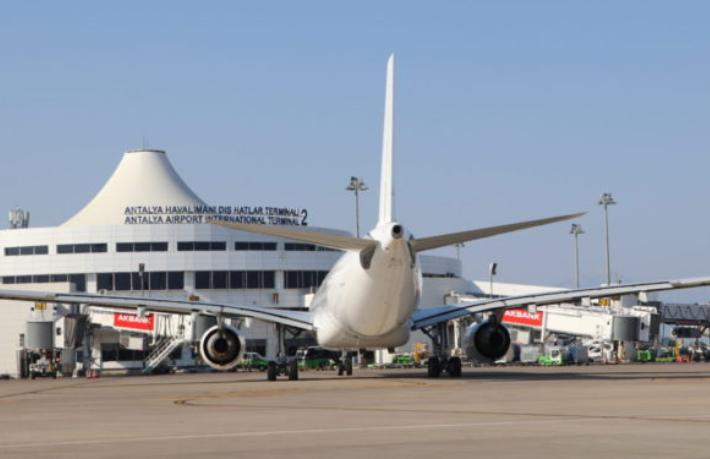 Antalya-Moskova hattı dünya birincisi oldu