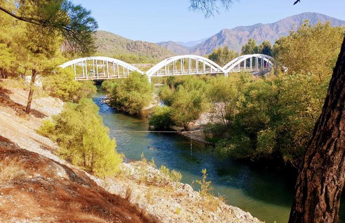 Dalaman ve Ortaca'ya alternatif turizm tesisi