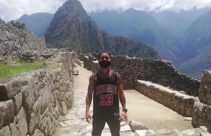 Peru'da 7 aydır mahsur olan Japon turiste büyük jest