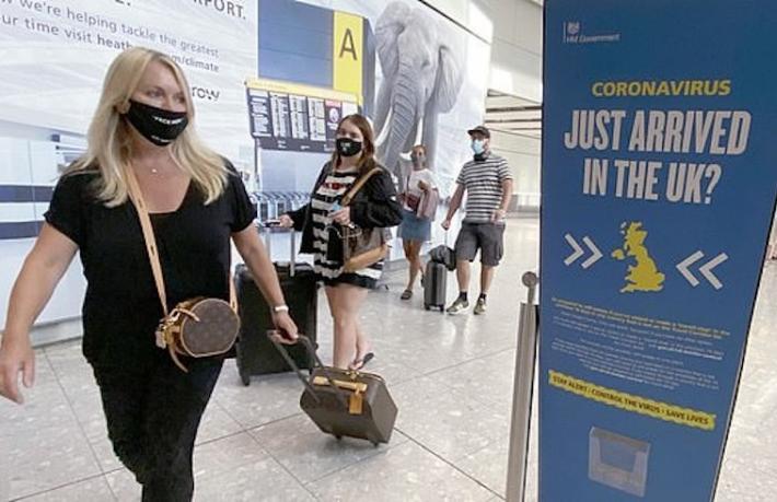 Uçakta 'Sağlık vizesi' dönemi başladı