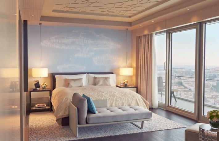 Avrupa'nın en güzel otelleri listesinde birinci Türkiye'den